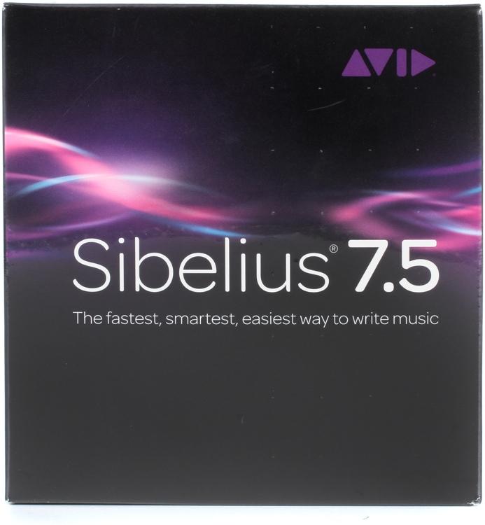 Avid Sibelius 7.5 Media Pack image 1