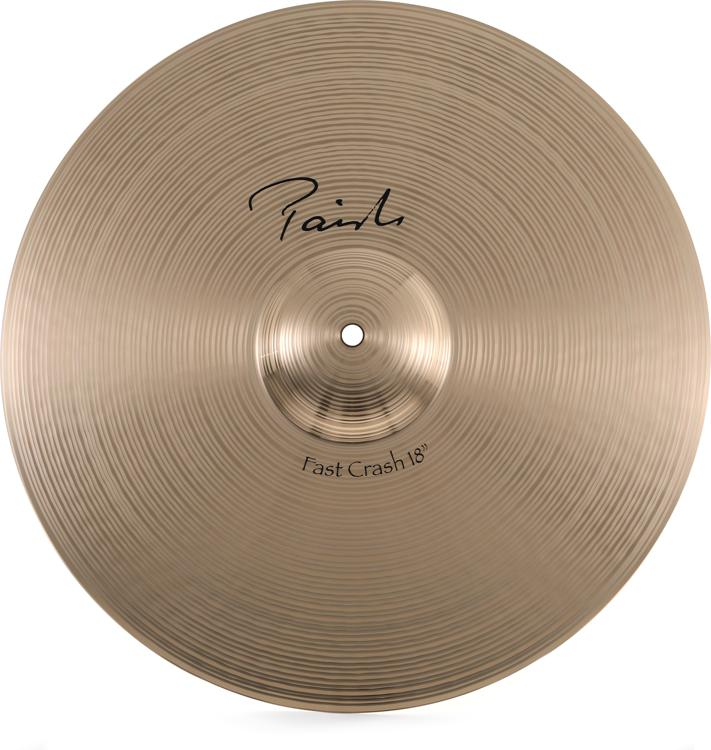 Paiste Signature Series Fast Crash - 18