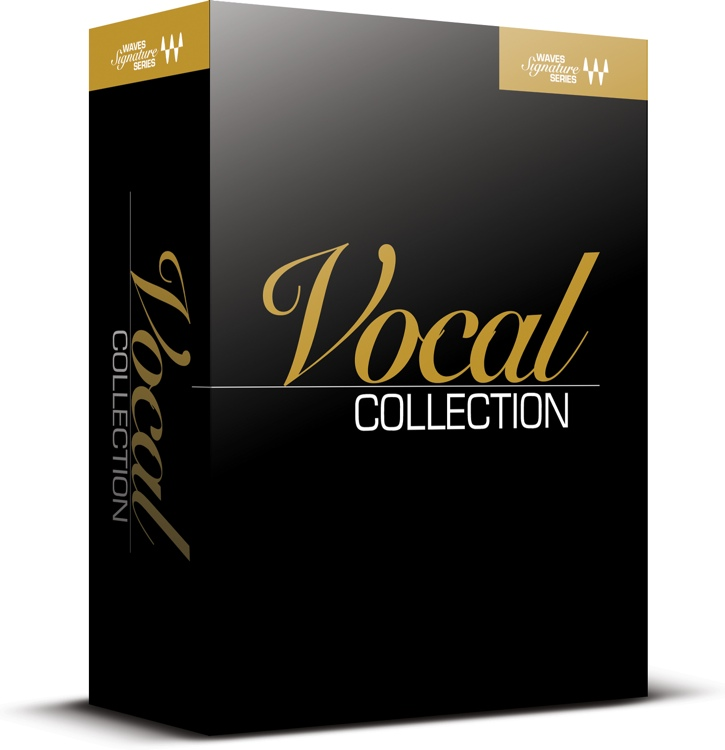 Waves Signature Series Vocal Collection Plug-in Bundle image 1