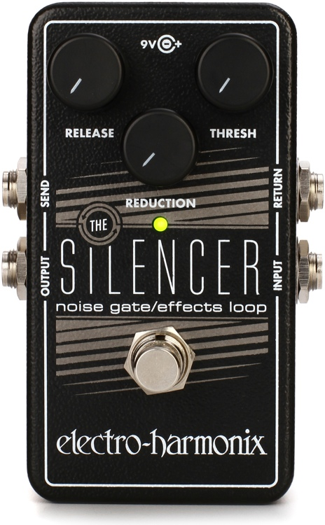 Electro Harmonix The Silencer Noise Gate Effects Loop