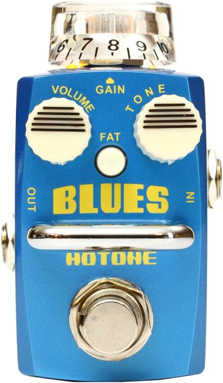 Hotone Skyline Blues Overdrive Pedal image 1
