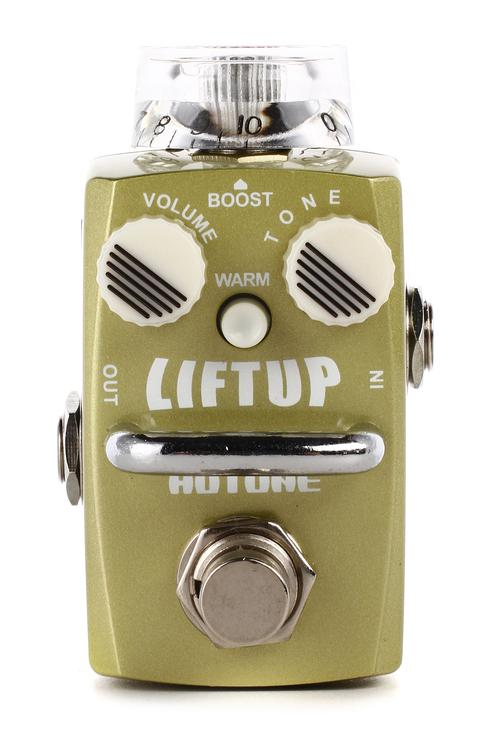 Hotone Skyline Liftup Clean Boost Pedal image 1