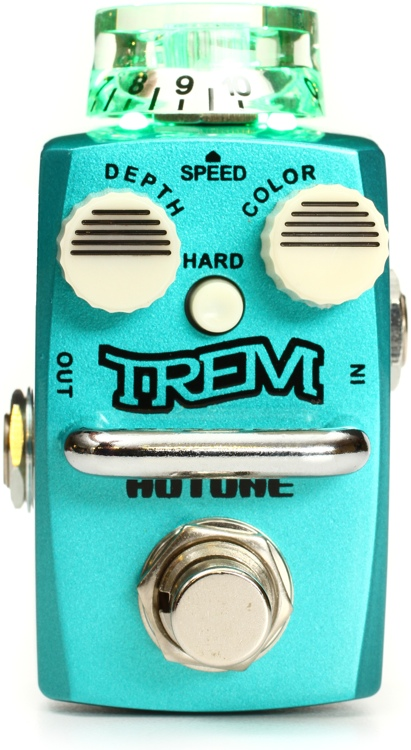 Hotone Skyline Trem Optical Tremolo Pedal image 1