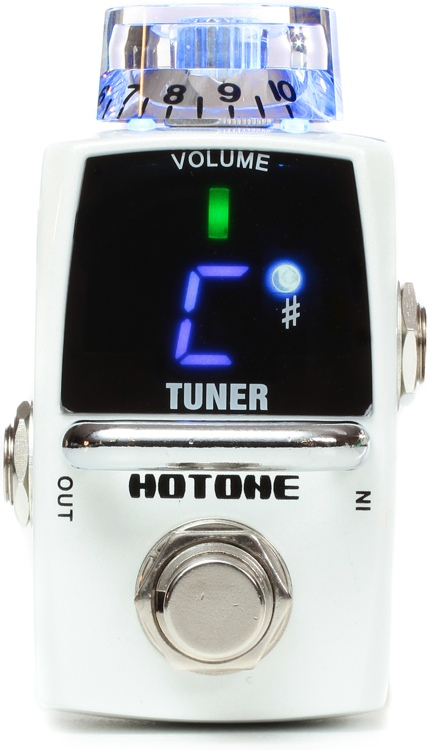 Hotone Skyline Tuner Chromatic Tuner Pedal image 1