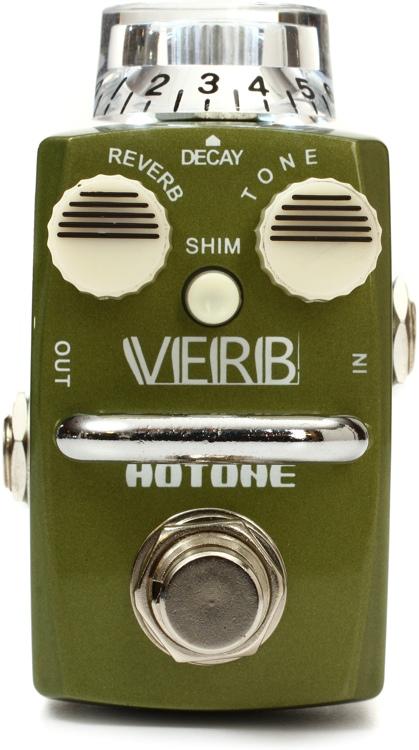 Hotone Skyline Verb Digital Reverb Pedal image 1