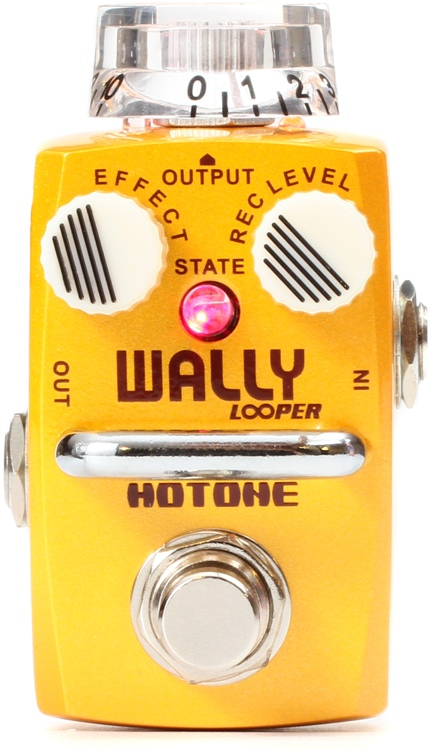 Hotone Skyline Wally Loop Station Pedal image 1