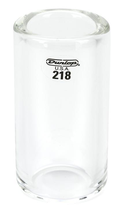 Dunlop 218 Pyrex Glass Slide - Heavy Wall Thickness - Short/Medium image 1