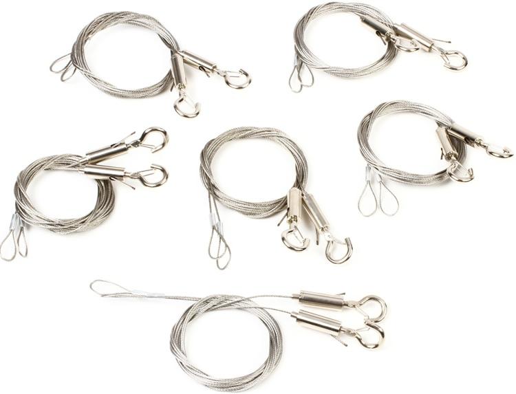Primacoustic SlipNot Cable Suspension System - 12 pcs image 1
