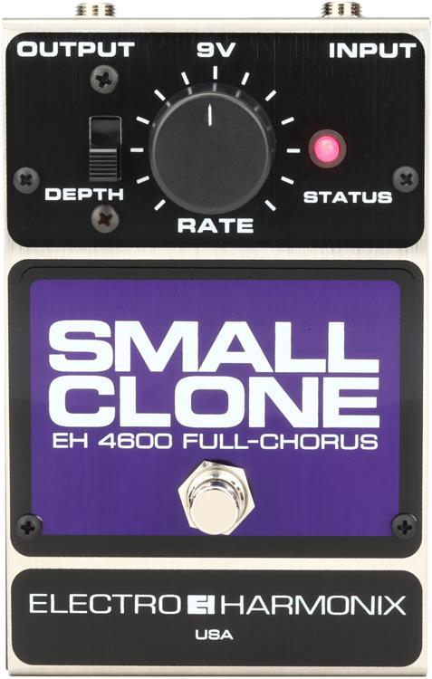 Electro-Harmonix Small Clone Analog Chorus Pedal image 1