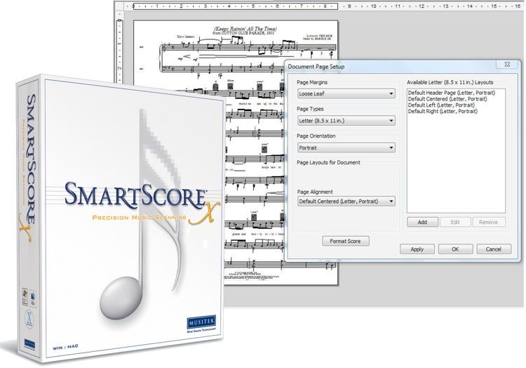 Musitek SmartScore X Pro Lab 5-Pack image 1