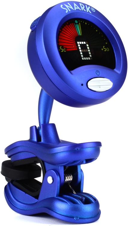 Snark SN-1 Guitar and Bass Tuner with Metronome image 1