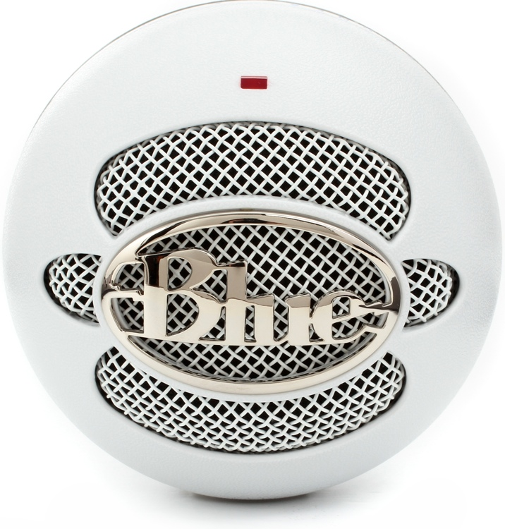 Blue Microphones Snowball - Textured White image 1