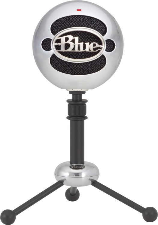 Blue Microphones Snowball - Brushed Aluminum image 1