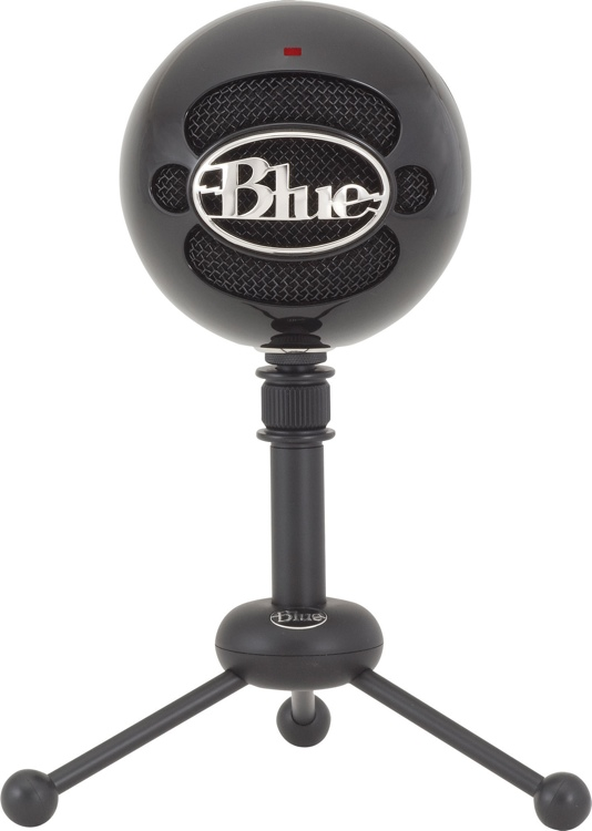 Blue Microphones Snowball - Gloss Black image 1