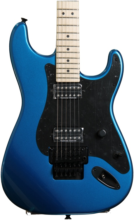 Charvel So-Cal Style 1 HH - Candy Apple Blue image 1