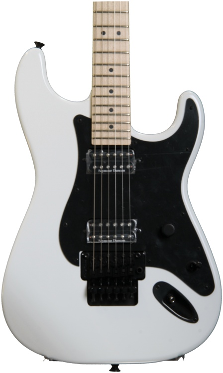 Charvel So-Cal Style 1 HH - Snow White image 1