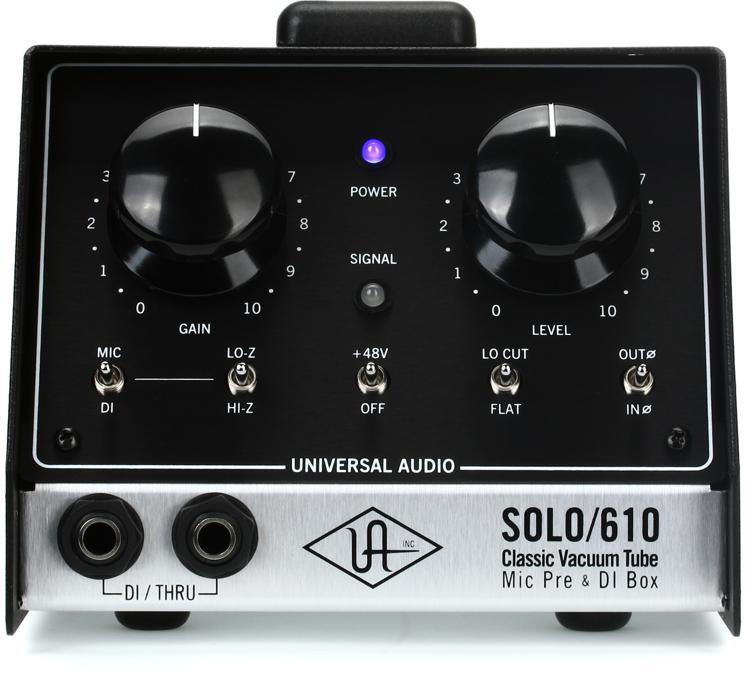 Universal Audio SOLO/610 image 1