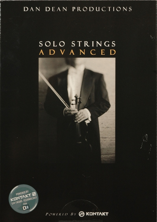 Dan Dean Productions Solo Strings Advanced image 1