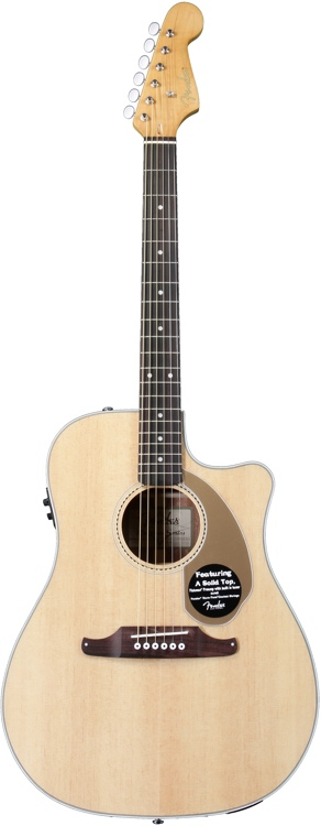 Fender Sonoran SCE Thinline - Natural image 1