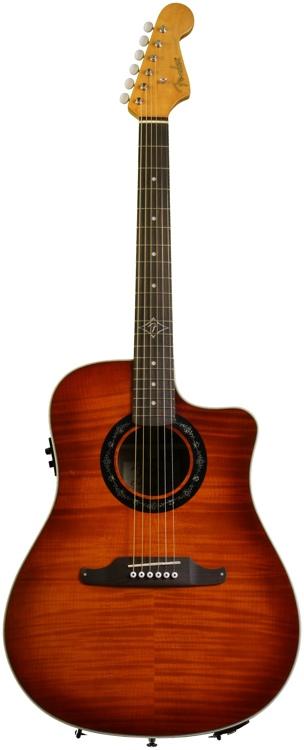 Fender Sonoran Bucket - Flame Burst image 1