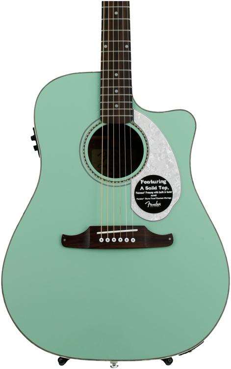 Fender Sonoran SCE - Surf Green image 1