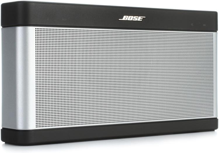Bose SoundLink III Portable Bluetooth Speaker image 1