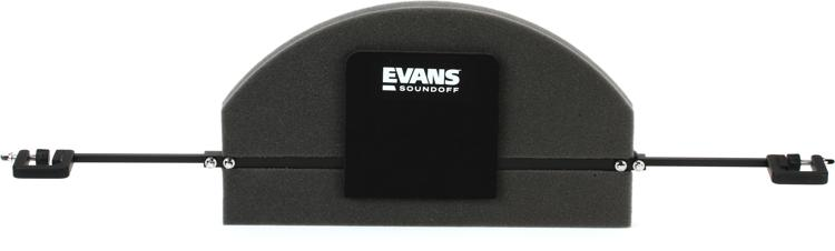 evans universal soundoff bass mute sweetwater. Black Bedroom Furniture Sets. Home Design Ideas