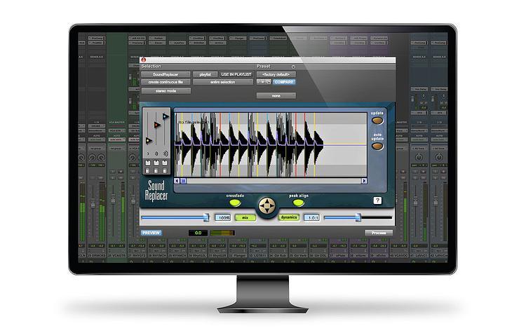 Avid SoundReplacer Plug-in image 1