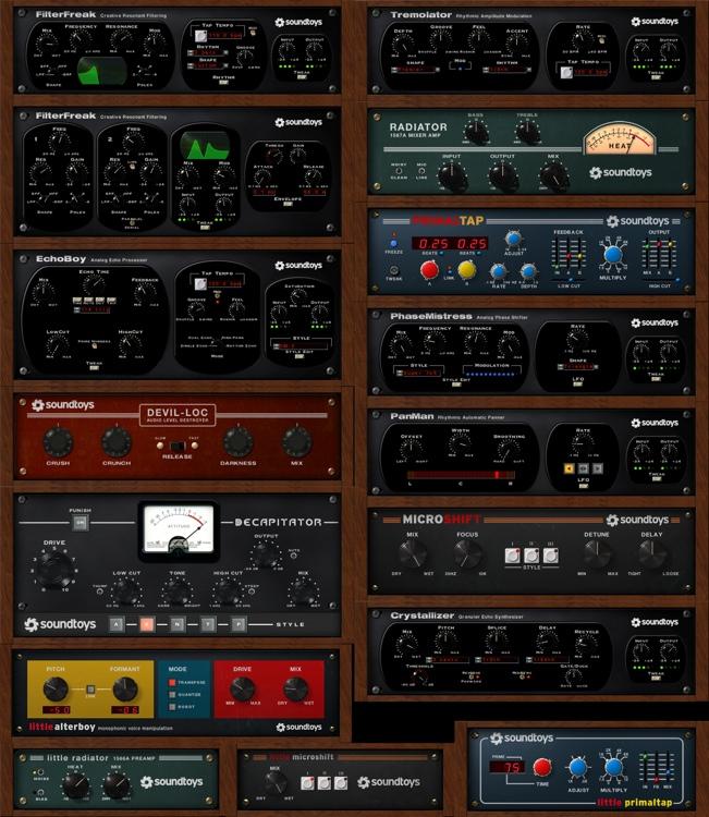 Soundtoys 5 - 19 Plug-in Bundle - Academic image 1