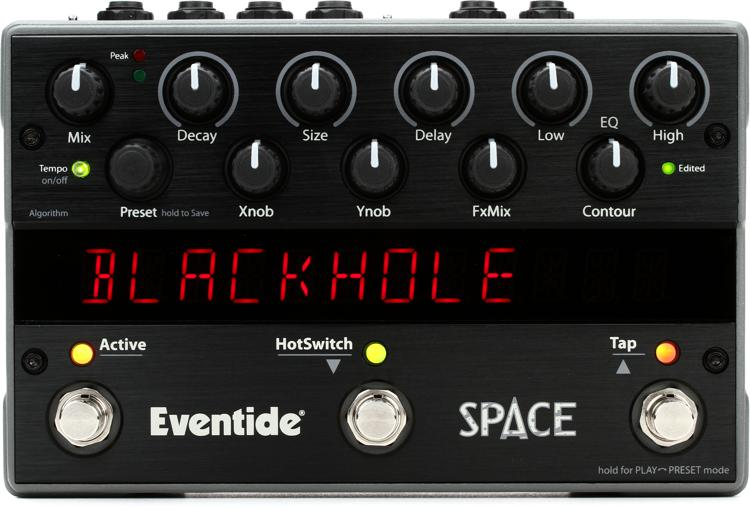 Eventide Space Reverb Pedal image 1