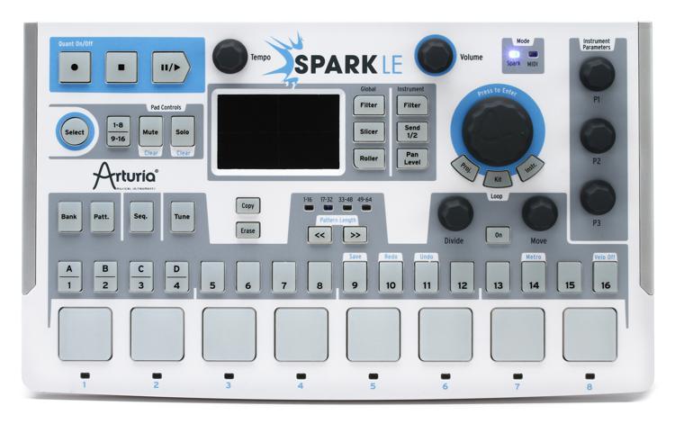 Arturia SparkLE Drum Machine image 1