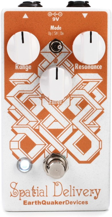 EarthQuaker Devices Spatial Delivery Envelope Filter Pedal image 1