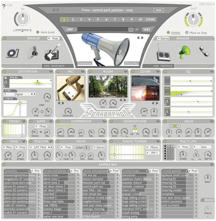 Audio Ease Speakerphone 2 Plug-in image 1
