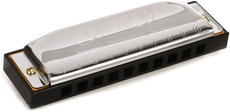 Hohner Special 20 - Key of B image 1