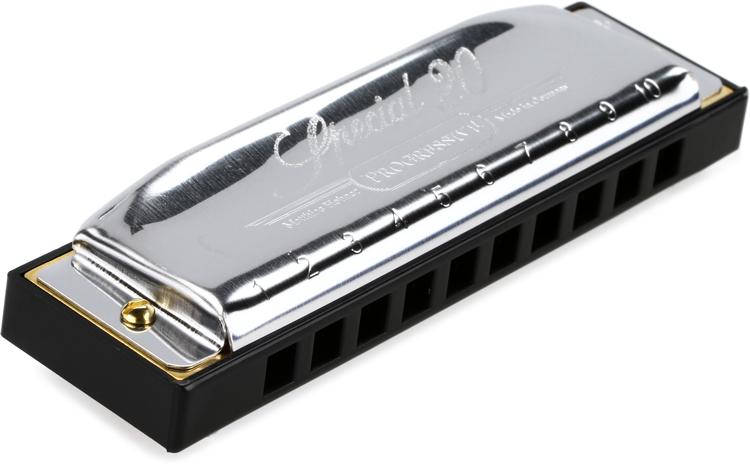 Hohner Special 20 - Key of B Flat image 1