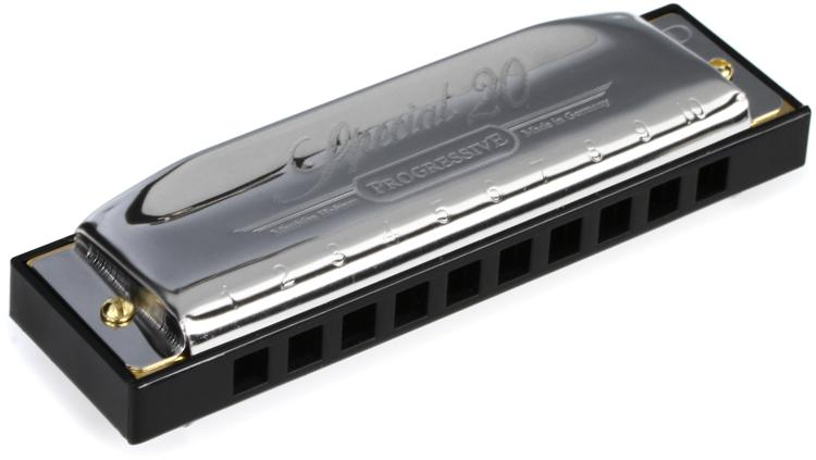 Hohner Special 20 - Key of D image 1