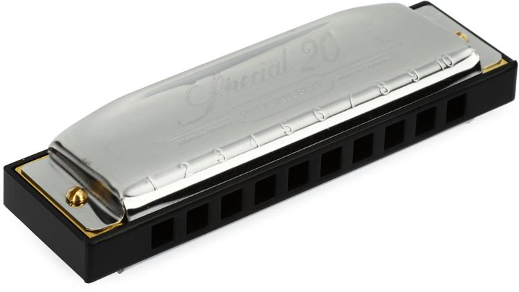 Hohner Special 20 G Sharp/A Flat - Key of G Sharp/A Flat image 1