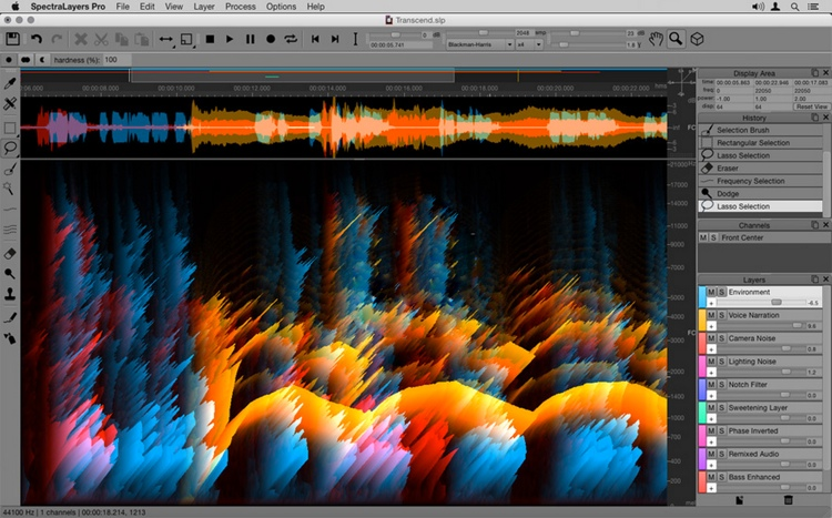 Magix SpectraLayers Pro 3 image 1