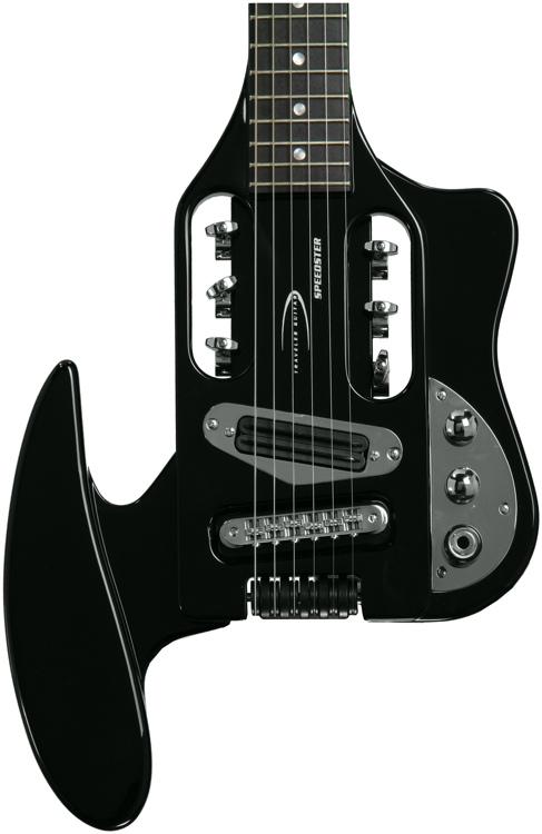Traveler Guitar Speedster - Black image 1
