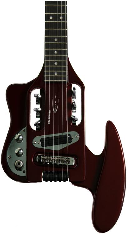Traveler Guitar Speedster Lefty - Red Left-Handed image 1