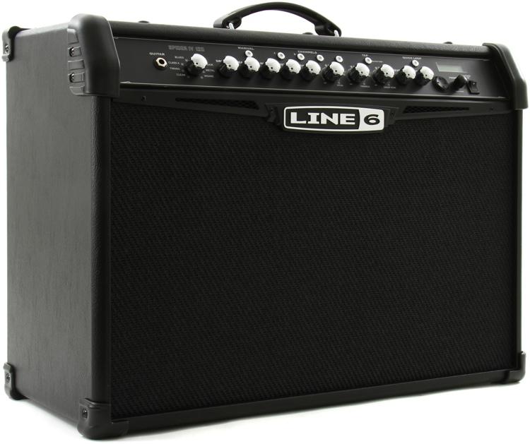 Line 6 Spider IV 120 - Modeling 120W 2x10