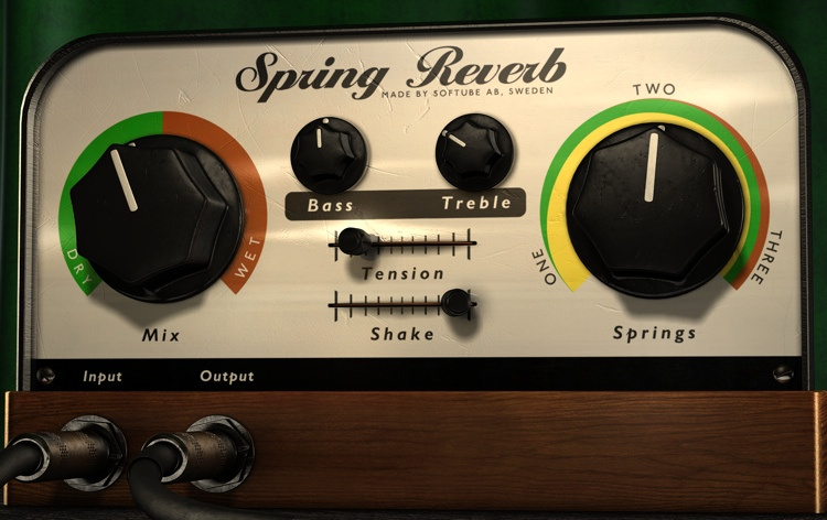 Softube Spring Reverb Plug-in image 1