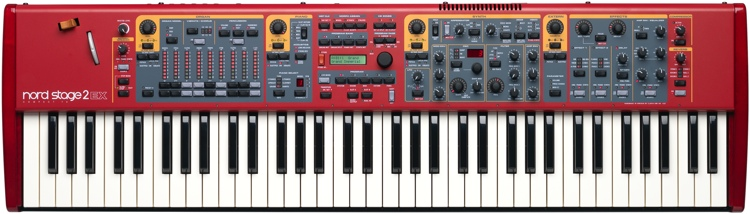 Nord Stage 2 EX Compact Stage Keyboard image 1