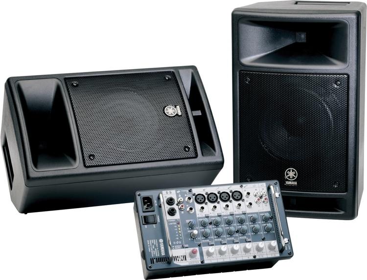 Yamaha STAGEPAS 300 image 1