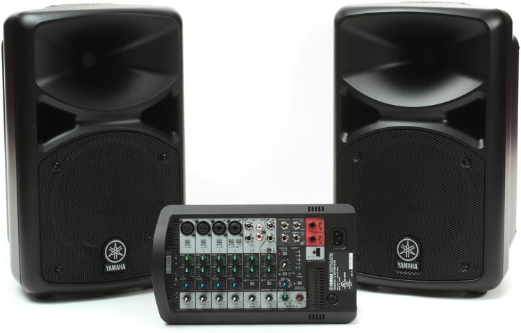 Yamaha StagePas 400i image 1