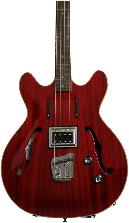 Guild Starfire Bass - Cherry Red image 1