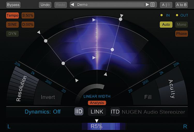 NUGEN Audio Stereoizer Plug-in image 1