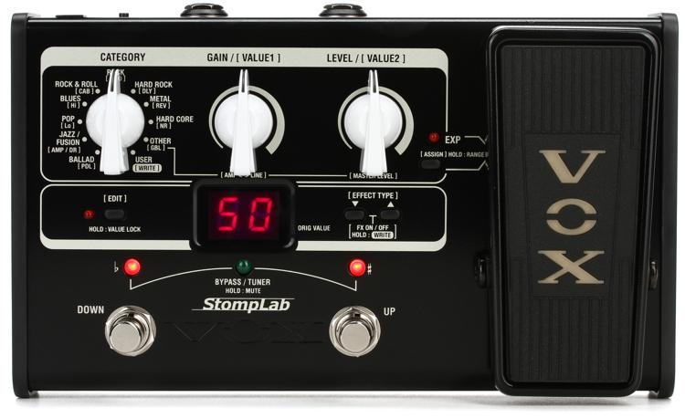Vox StompLab IIG Modeling Effects Pedal image 1