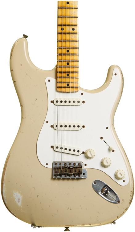 Fender Custom Shop 1956 Heavy Relic Stratocaster - Desert Sand image 1