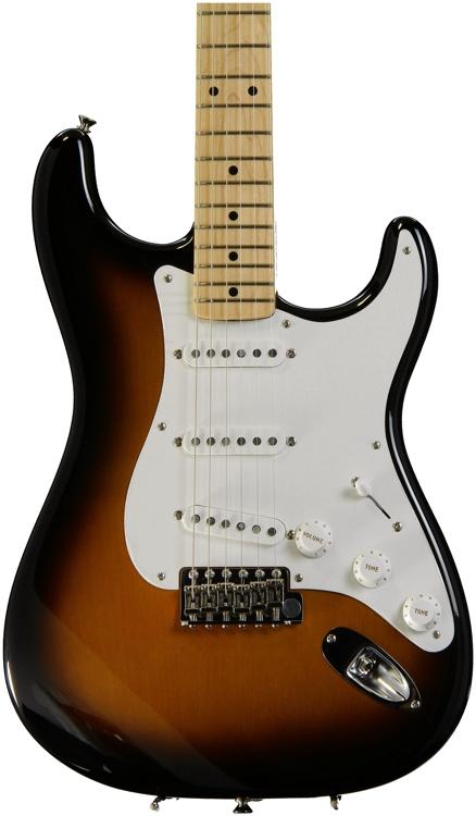 Fender American Vintage \'56 Stratocaster - 2-color Sunburst with Maple Fingerboard image 1